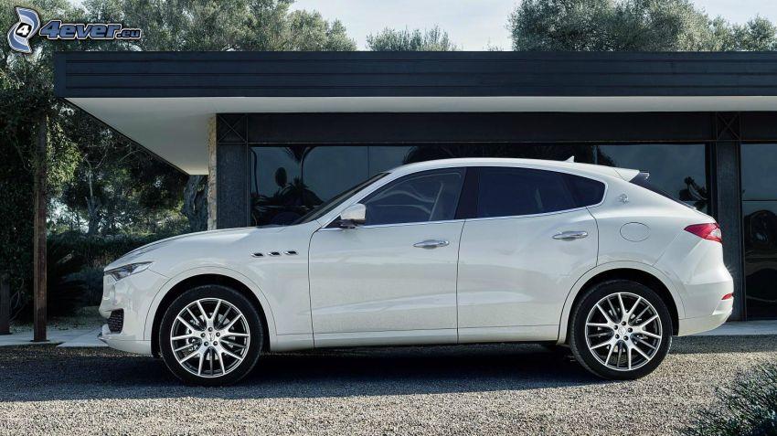 Maserati Levante, lyxigt hus