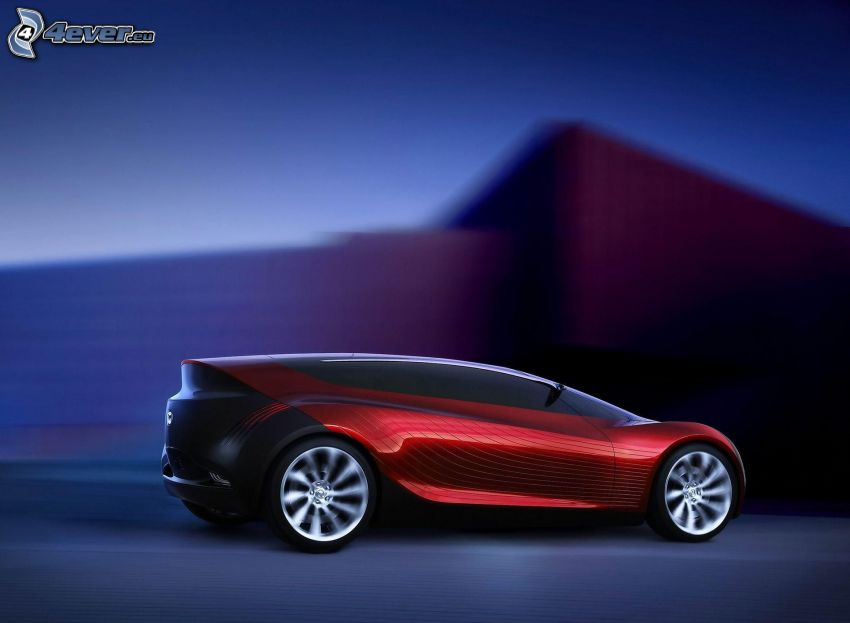 Mazda Ryuga, koncept