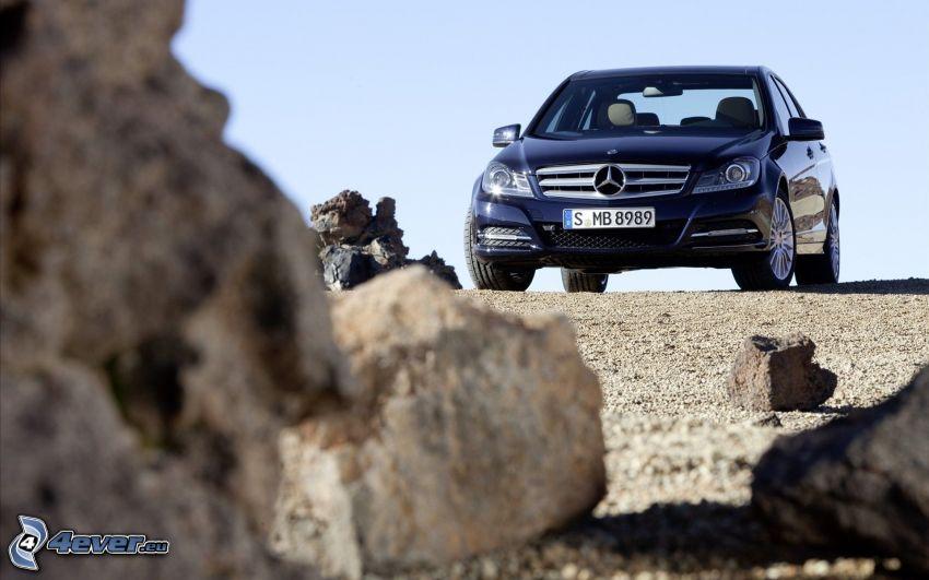 Mercedes-Benz C, klippor