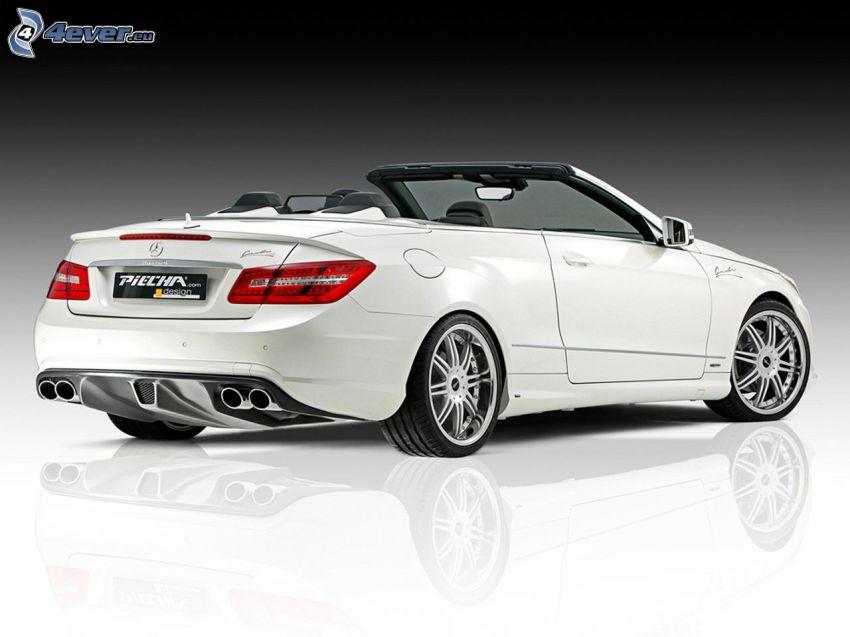 Mercedes-Benz E, cabriolet