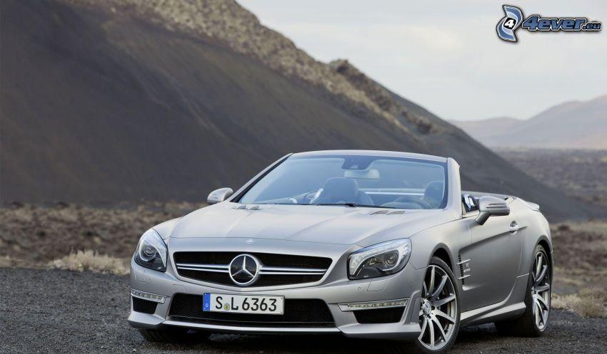 Mercedes-Benz SL63 AMG, cabriolet