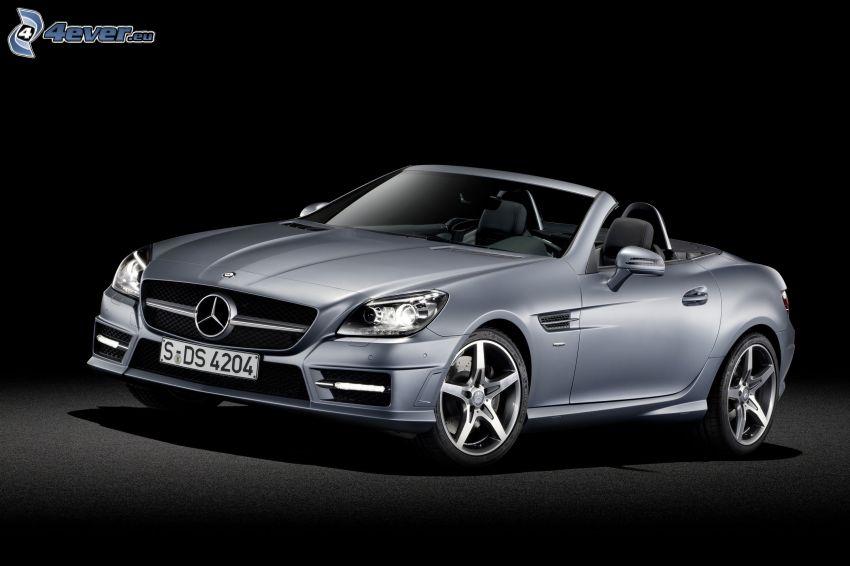 Mercedes-Benz SLK, cabriolet