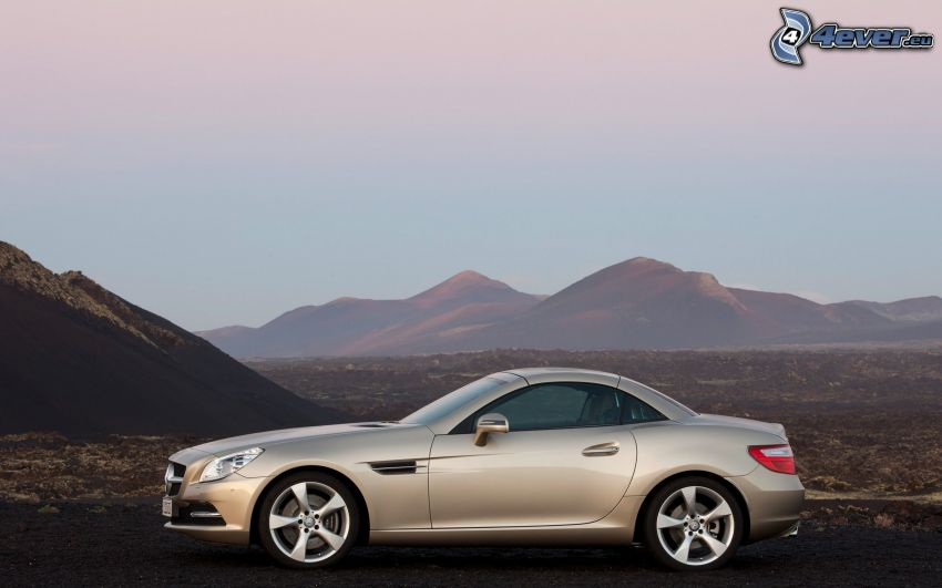 Mercedes-Benz SLK, kullar