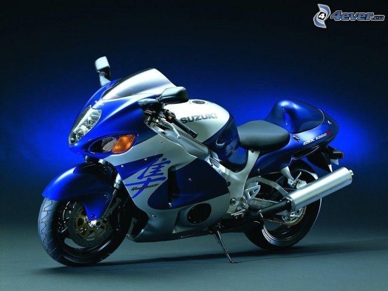 motorcykel, Suzuki