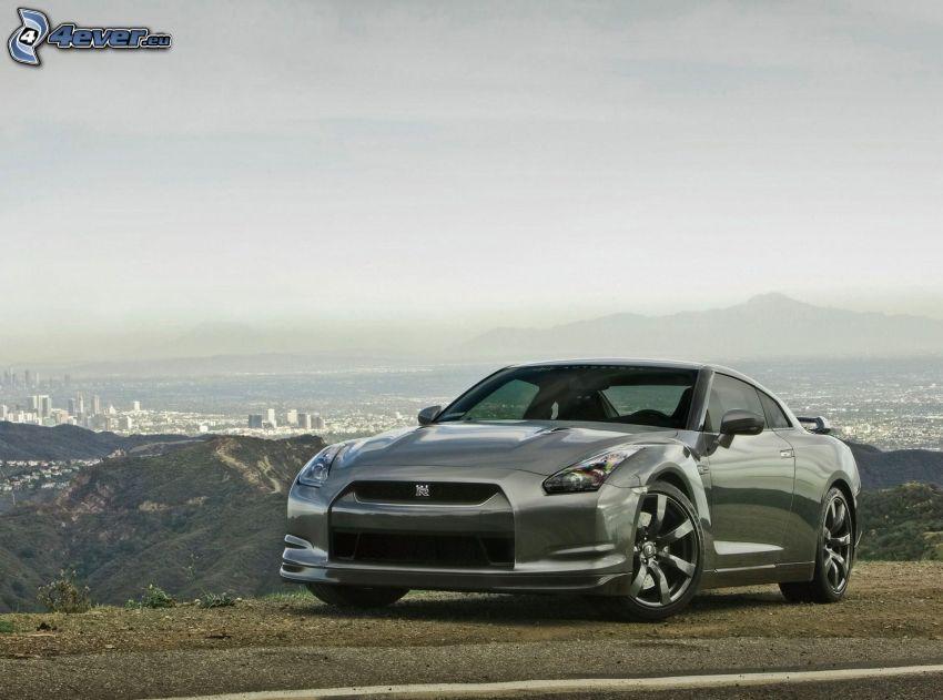 Nissan GTR, utsikt