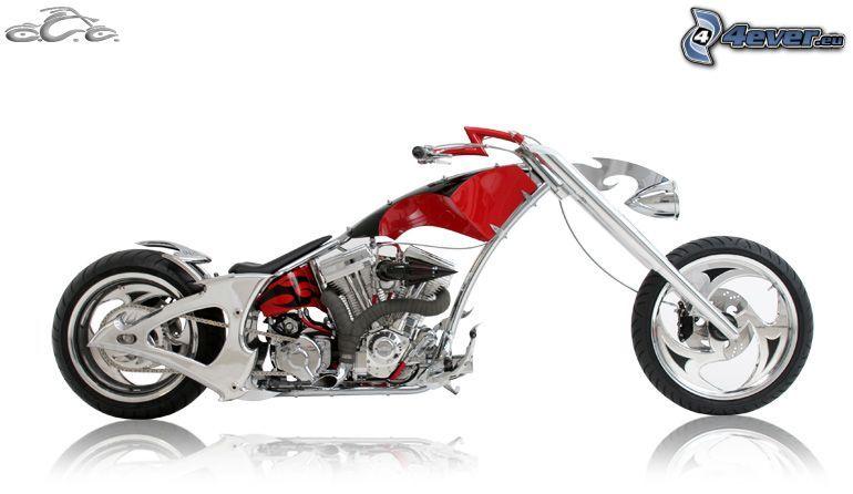OCC Chopper, motorcykel