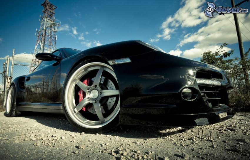Porsche, hjul