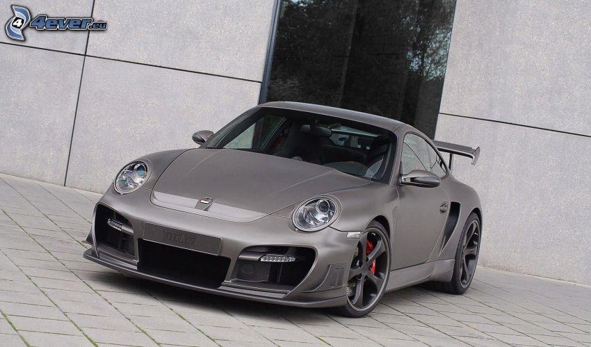 Porsche 911 GT2, beläggning