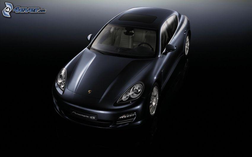 Porsche Panamera, svart bakgrund