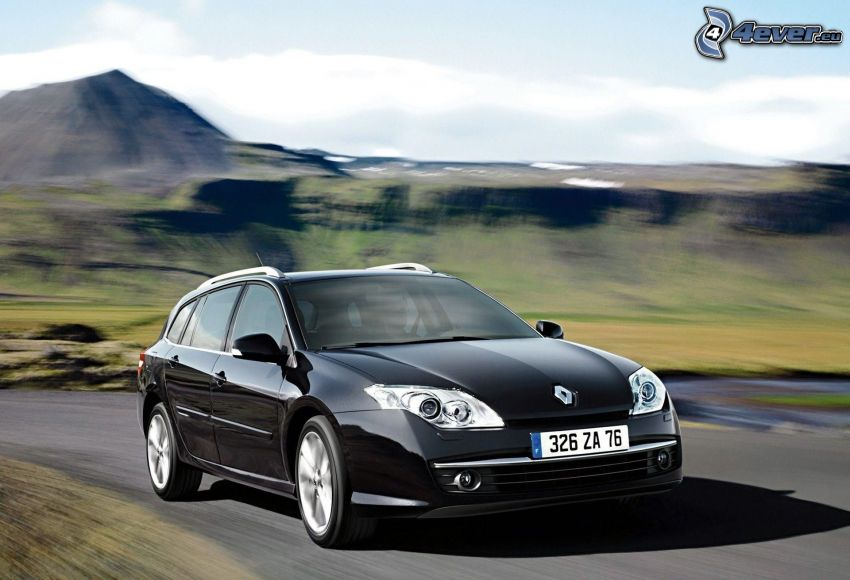 Renault Laguna, fart