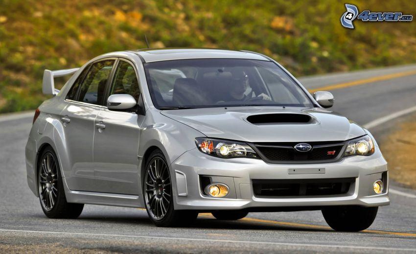 Subaru B11S, väg