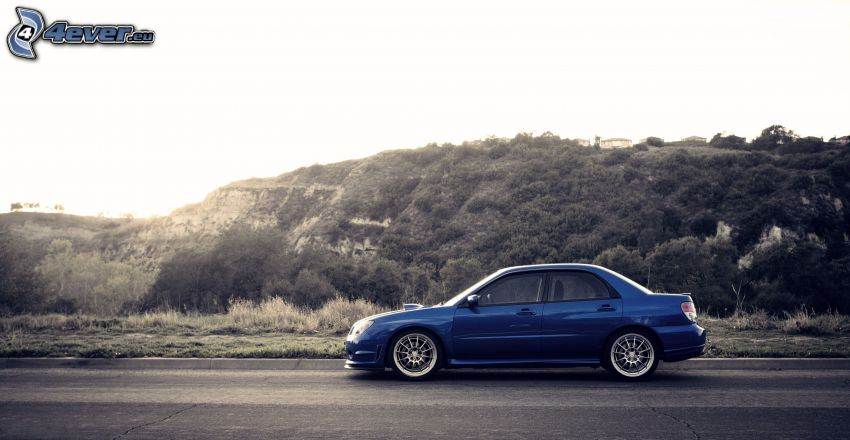 Subaru Impreza, kulle