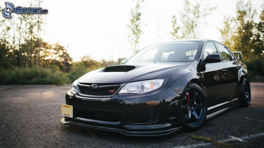 Subaru Impreza, lowrider