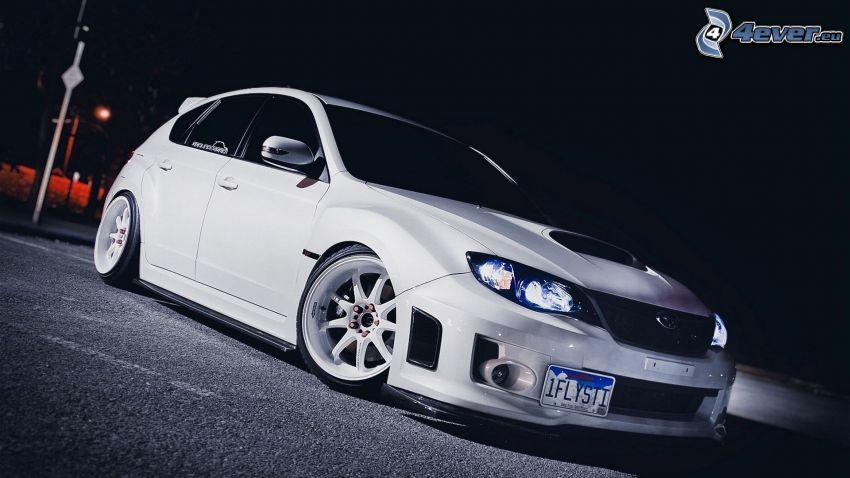 Subaru Impreza WRX STi, lowrider