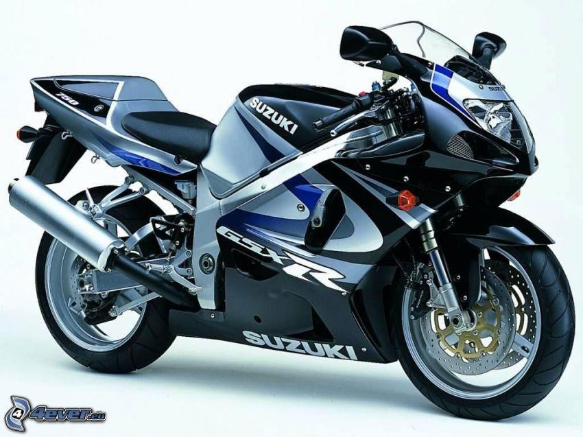 Suzuki GSX-R, motorcykel