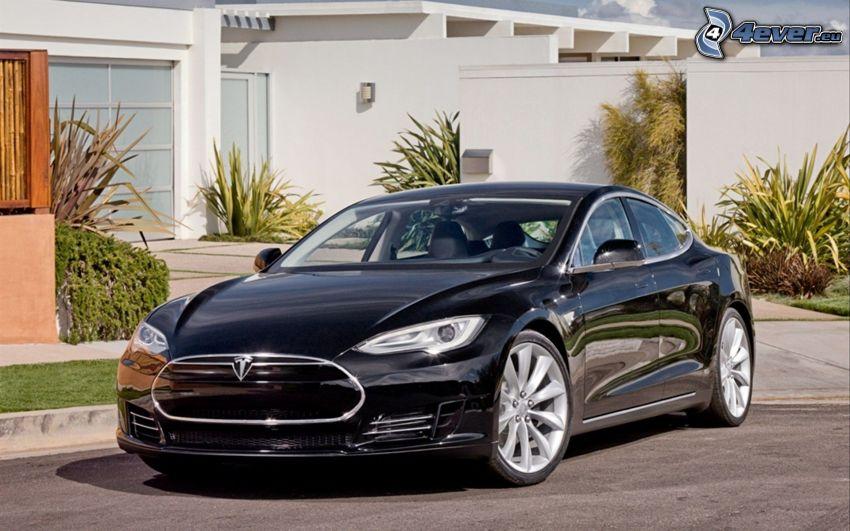 Tesla Model S, elbil
