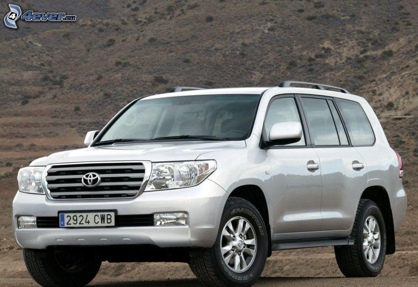 Toyota Land Cruiser, SUV