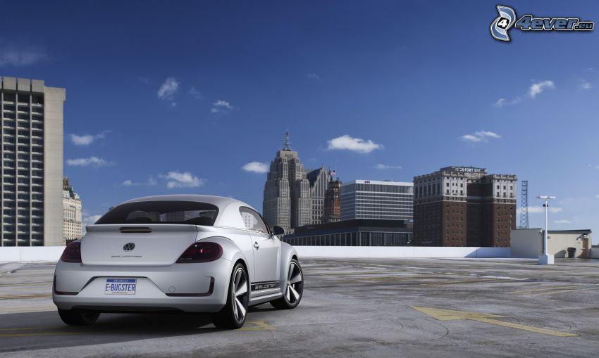 Volkswagen e-bugster, byggnader