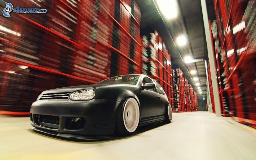 Volkswagen Golf, fart