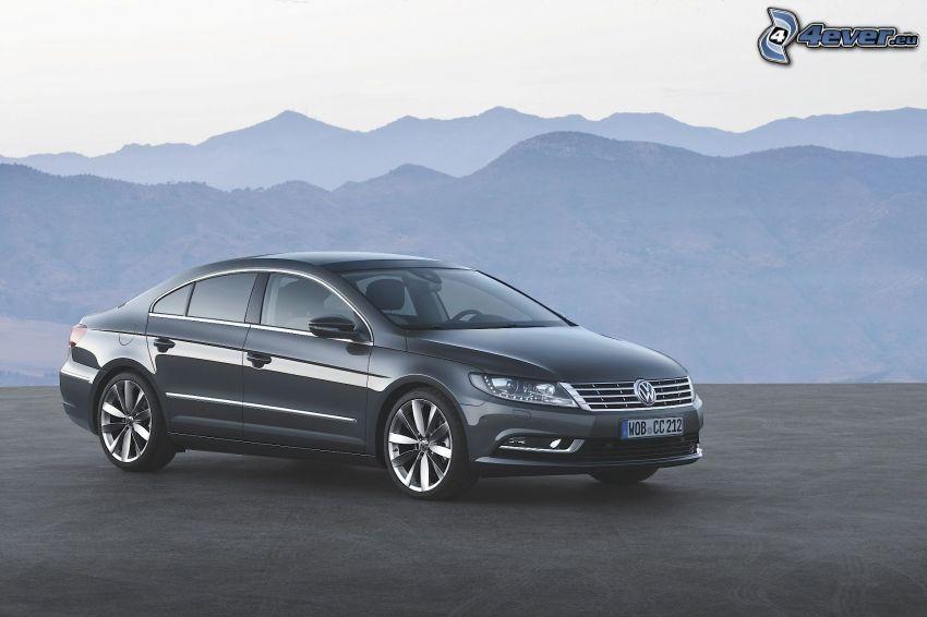 Volkswagen Passat CC, kullar