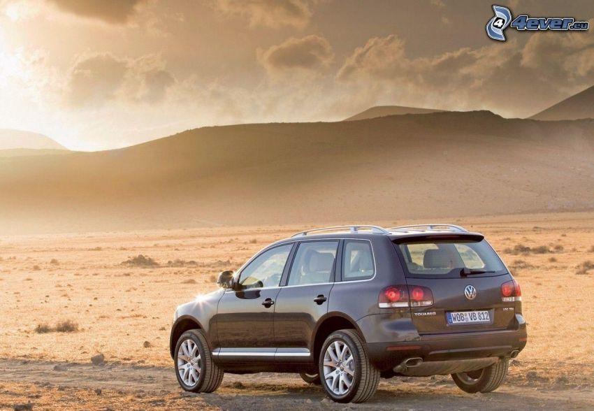 Volkswagen Touareg, kullar