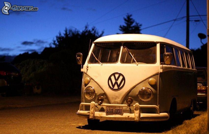 Volkswagen Type 2, veteran