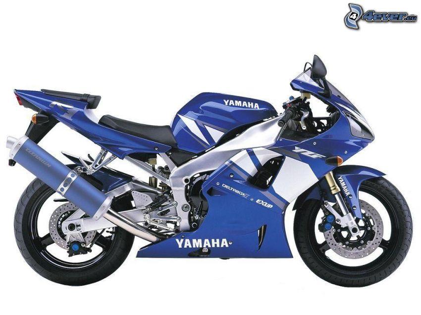 Yamaha YZF R1, motorcykel
