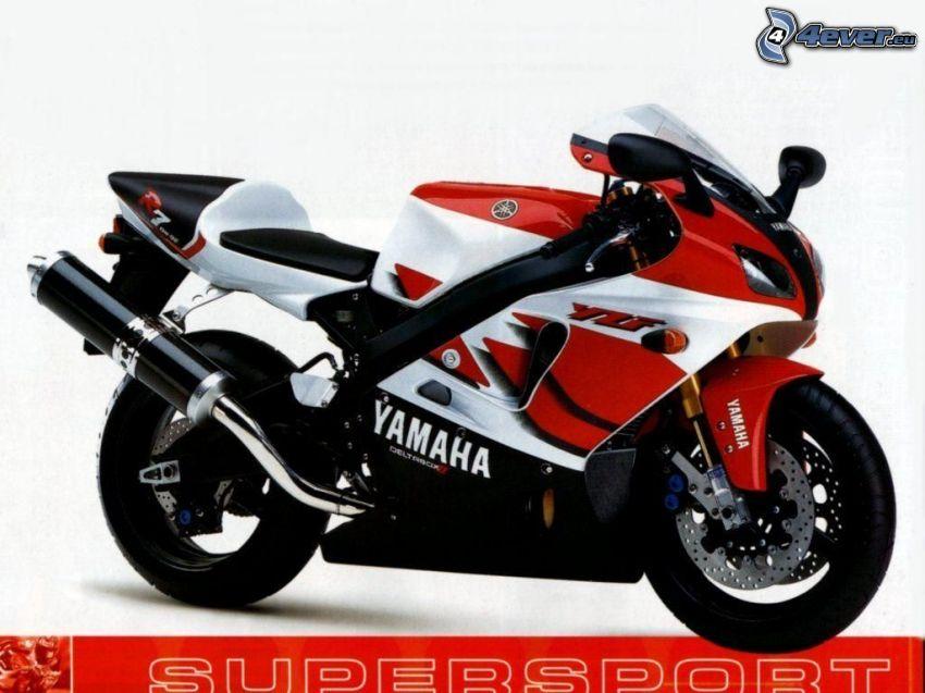 Yamaha YZF-R6, motorcykel
