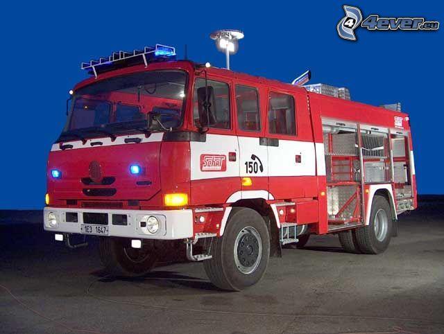 brandkåren