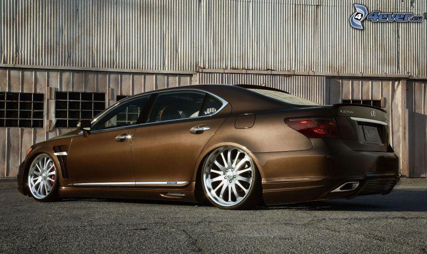 Lexus LS, lowrider