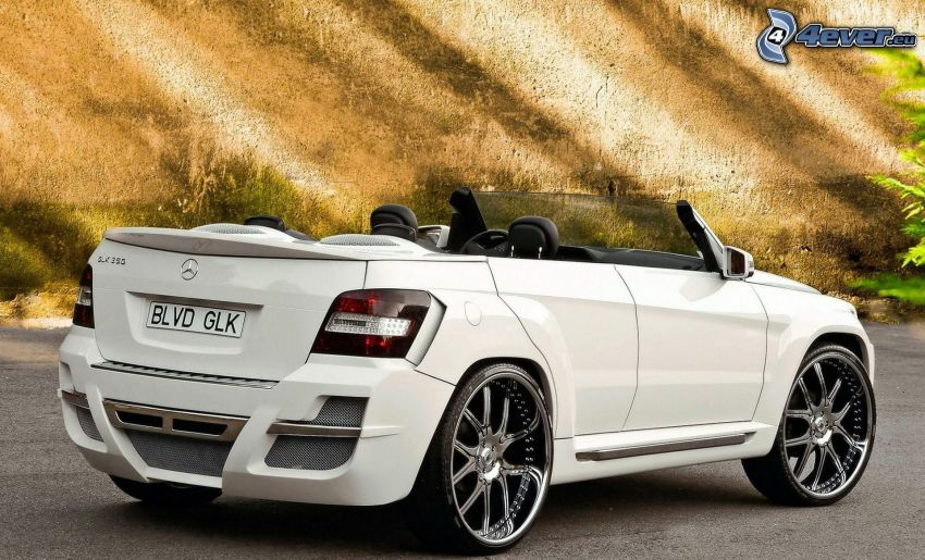 Mercedes-Benz GLK, cabriolet