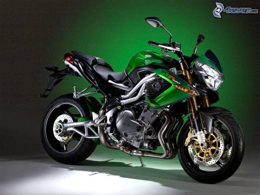 Benelli N-1130, motorcykel