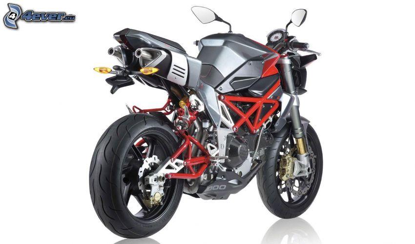 Bimota DB6, motorcykel