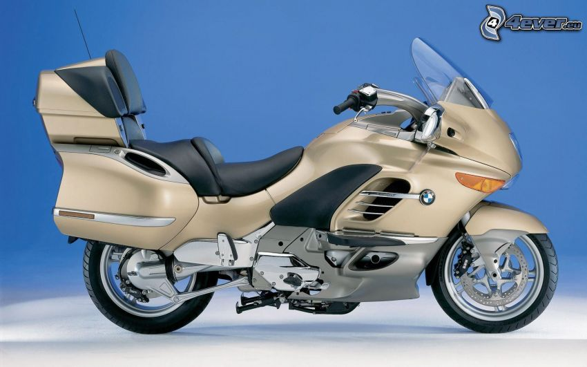 BMW K1200LT, motorcykel