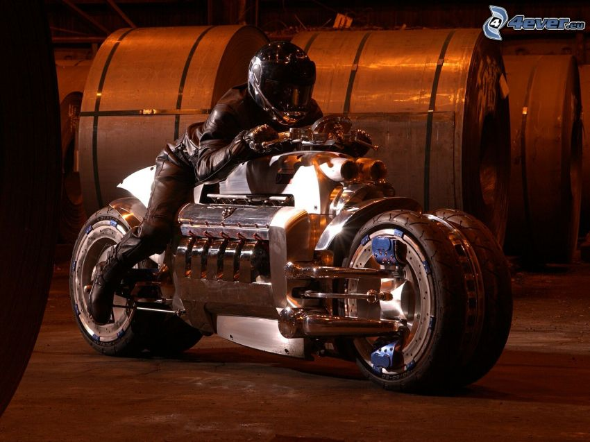 Dodge Tomahawk, motorcykel, koncept