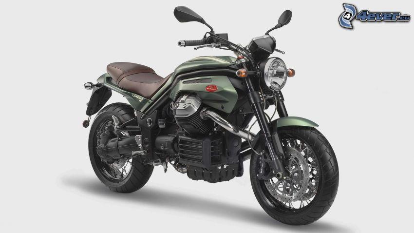 Griso, motorcykel