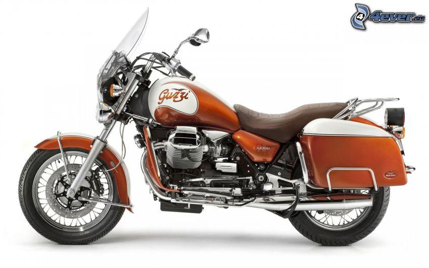 Guzzi California, motorcykel