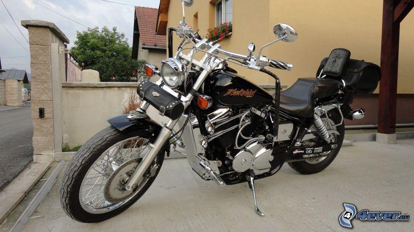 Honda Black Widow, motorcykel