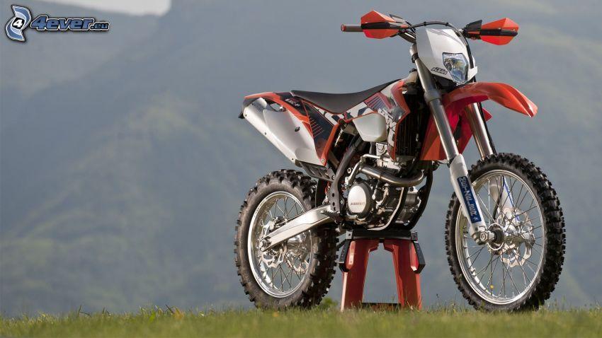 KTM, motorcykel