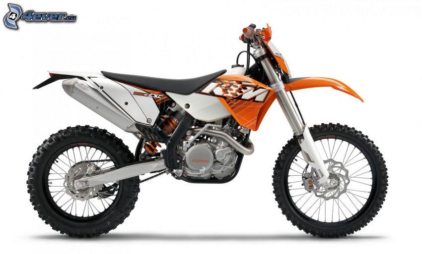 KTM 450 EXC, motorcykel