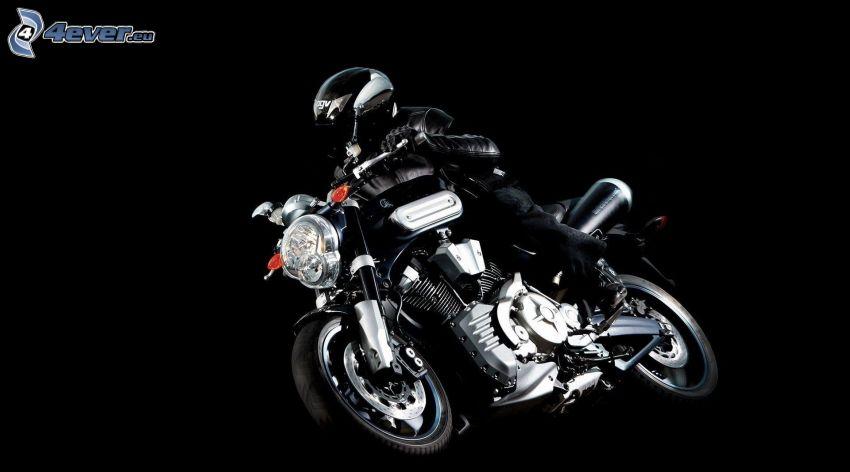 motorcykelförare, Yamaha