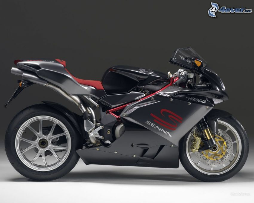 MV Agusta F4 Senna, motorcykel