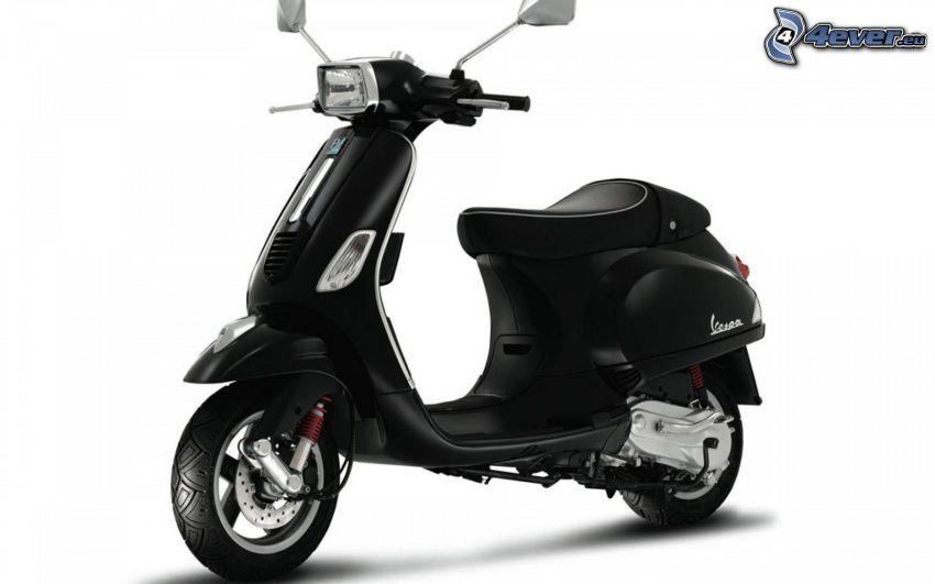 Vespa, sparkcykel