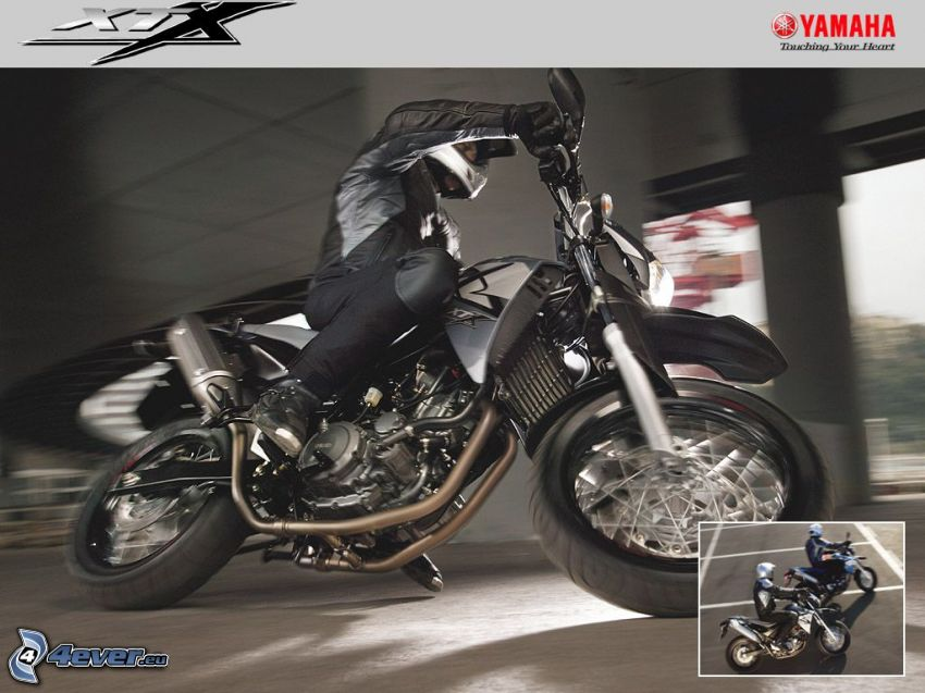 Yamaha, motorcykel