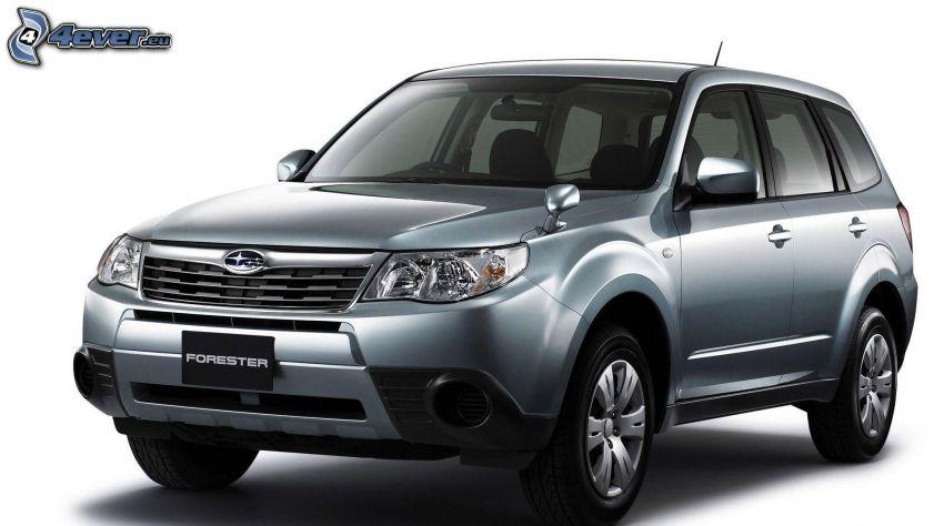 Subaru, SUV