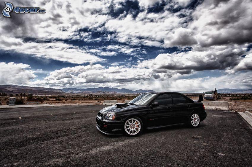 Subaru Impreza, moln