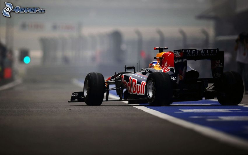 Formel 1, racerbana