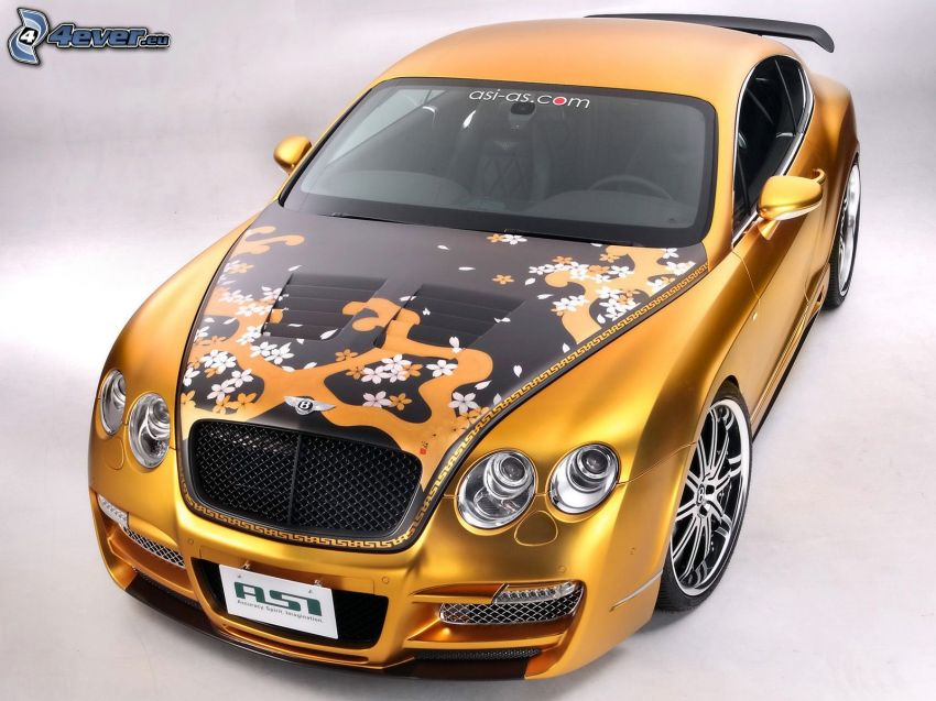 Bentley Continental GT, tuning