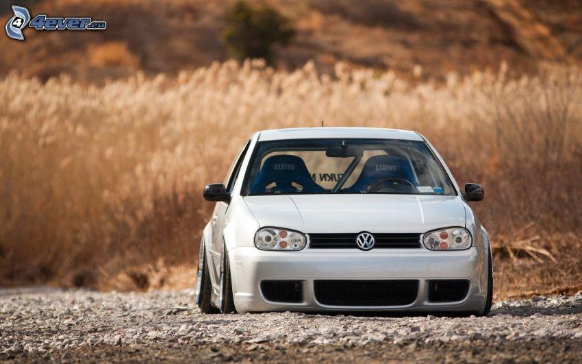 Volkswagen Golf R32, lowrider
