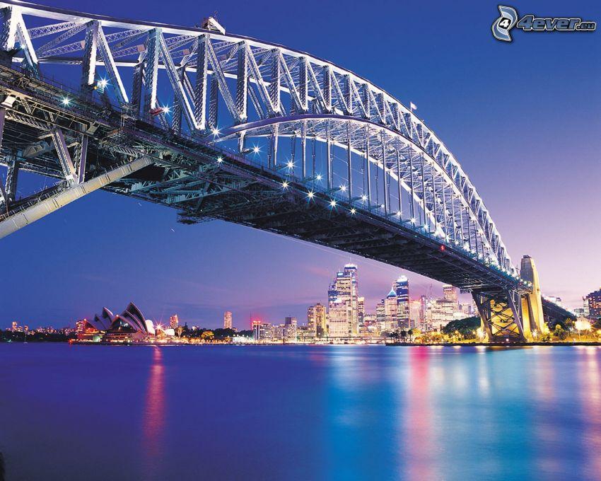 Sydney Harbour Bridge, Sydney